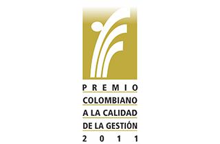 PREMIO COLOMBIANO A LA CALIDAD DE LA GESTIÓN